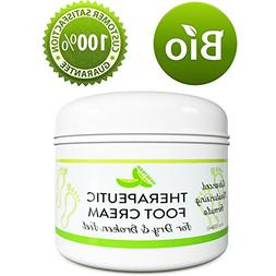 All Natural Shea Butter Moisturizing Foot Cream for Dry and