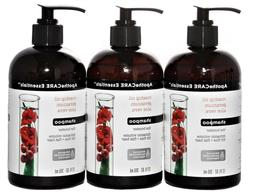 ApotheCare Essentials The Booster Shampoo Rosehip Oil Gerani