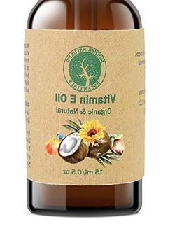 Vitamin E Oil 100% Natural & Organic Highest Quality Organic