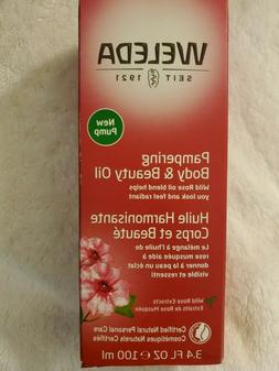 Weleda Wild Rose Body Oil 3.4 fl oz